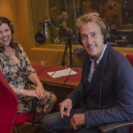 Kirsty Allsop and Ben Fogle