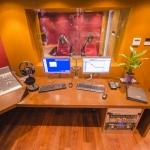 Control desk and Pro-Tools Setup